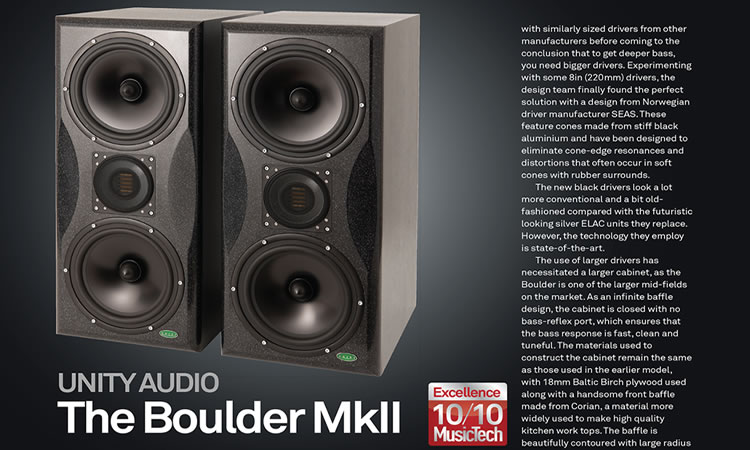The Boulder MKII review MusicTech – March 2015