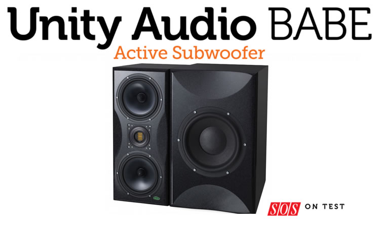 Unity Audio Babe Sound On Sound Review – February 2017